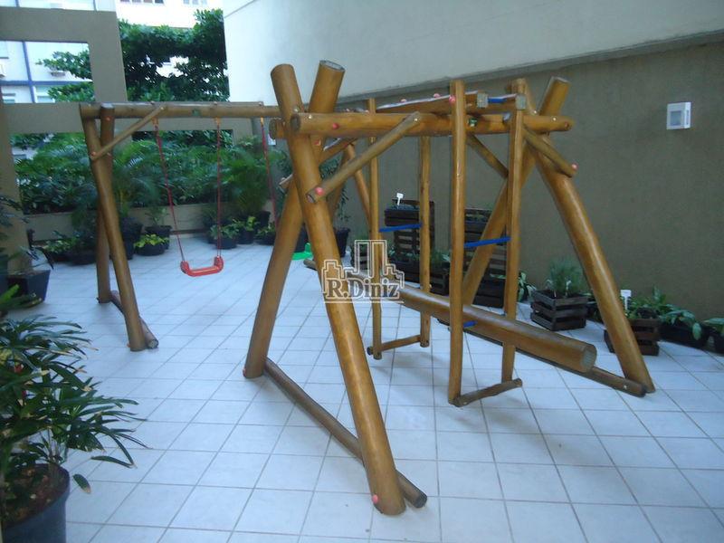brinquedo para crianças - Flat, apart hotel, tulip inn, mercure, adágio, 1 vaga, serviços, lazer, Ipanema, Rio de Janeiro, RJ - AP011156 - 20