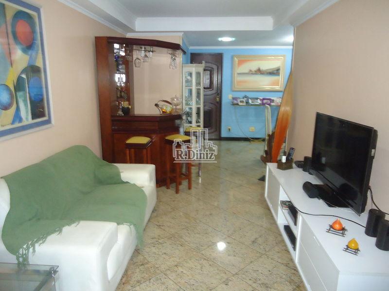 Imóvel, Apartamento, Recreio, 3 quartos (1 suite), 128m2, gleba A, Rio de Janeiro, RJ - ap011176 - 1