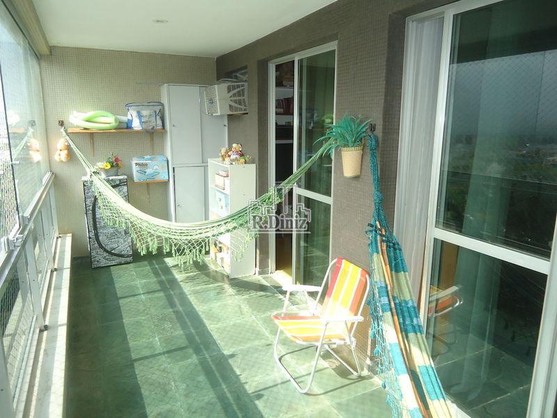 Imóvel, barra da tijuca, apartamento, 1 quarto, lazer completo, venda, shopping downtown, Rio de Janeiro, RJ - ap011209 - 9