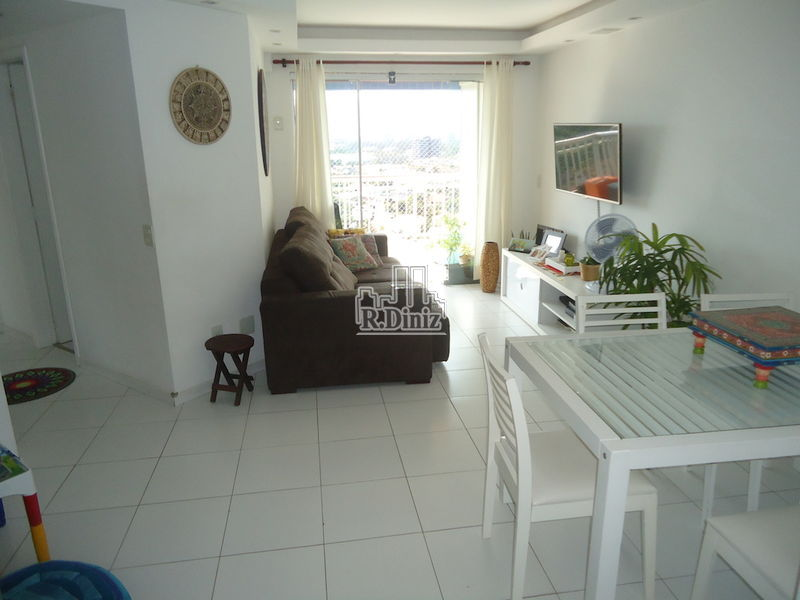 apartamento, 3 quartos (1 suite), barra da tijuca, varanda, lazer completo, 1 vaga, fgts, Rio de Janeiro, RJ - ap011224 - 1