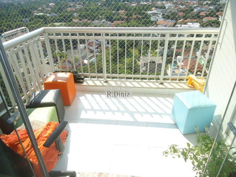 apartamento, 3 quartos (1 suite), barra da tijuca, varanda, lazer completo, 1 vaga, fgts, Rio de Janeiro, RJ - ap011224 - 4