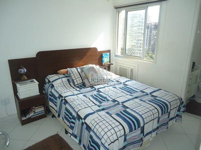 apartamento, 3 quartos (1 suite), barra da tijuca, varanda, lazer completo, 1 vaga, fgts, Rio de Janeiro, RJ - ap011224 - 14