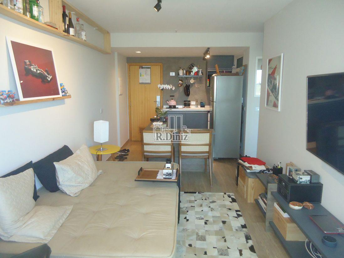 Flat, apart hotel, tulip inn, mercure, adágio, 1 vaga, serviços, lazer, Ipanema, Rio de Janeiro, RJ - AP011156 - 1