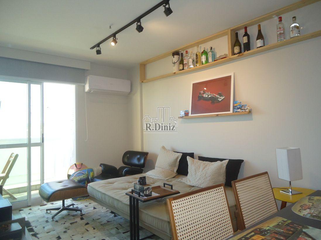 Flat, apart hotel, tulip inn, mercure, adágio, 1 vaga, serviços, lazer, Ipanema, Rio de Janeiro, RJ - AP011156 - 6