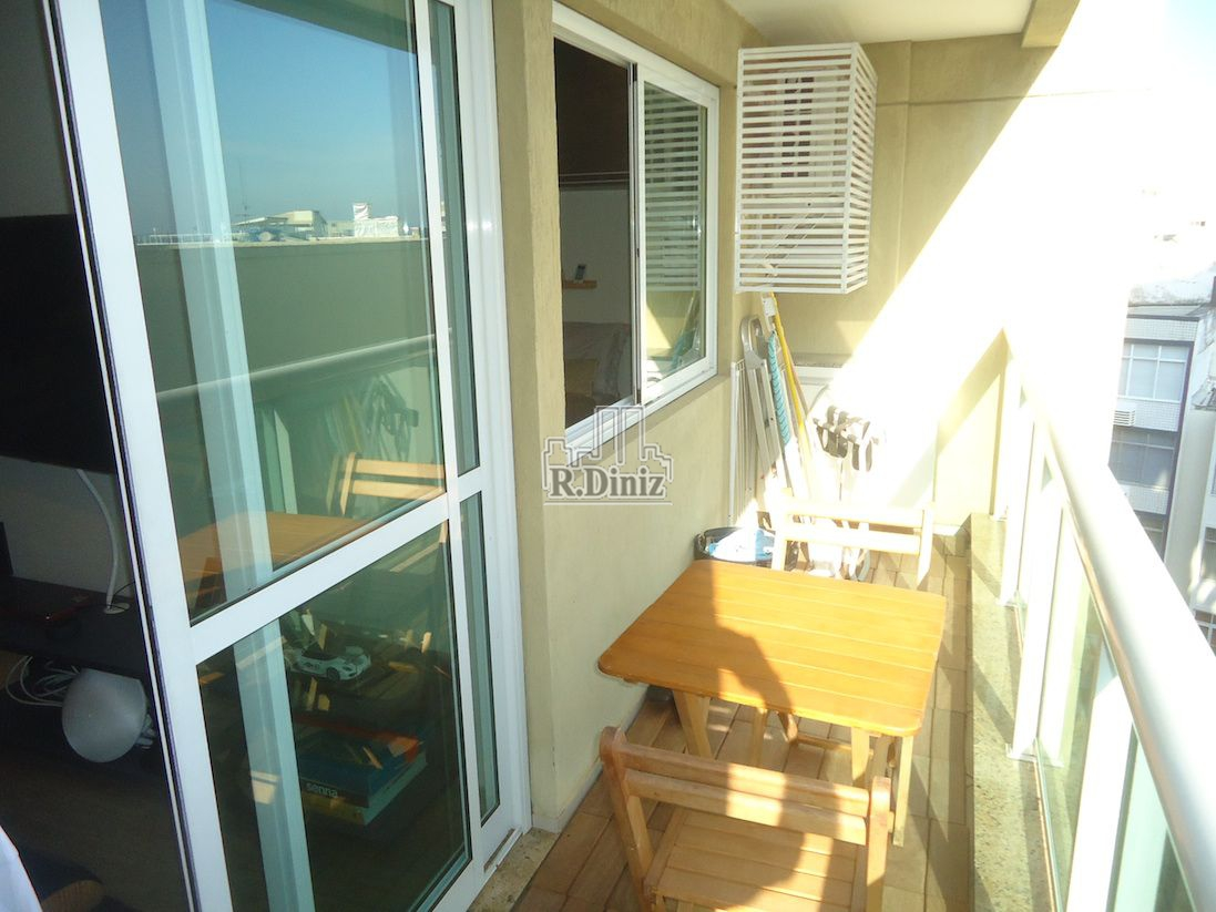 Flat, apart hotel, tulip inn, mercure, adágio, 1 vaga, serviços, lazer, Ipanema, Rio de Janeiro, RJ - AP011156 - 9
