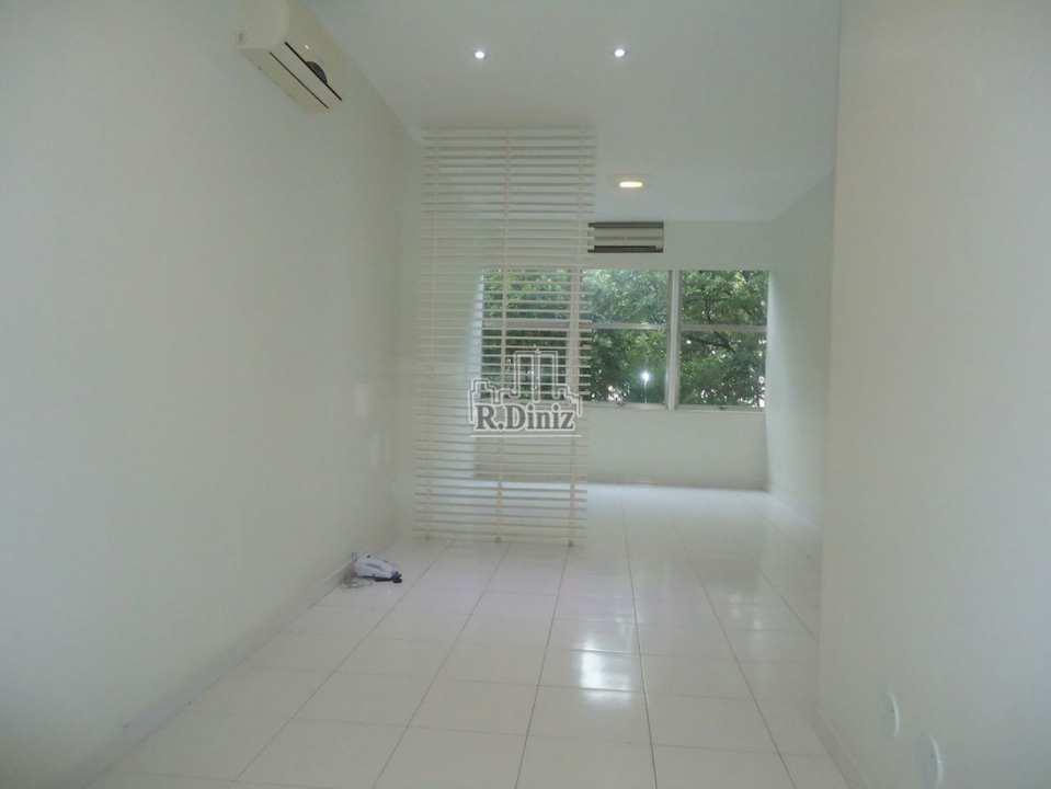 Sala Comercial para alugar , Clínica Sorocaba, centro médico, Botafogo, Rio de Janeiro, RJ - ap011241 - 1