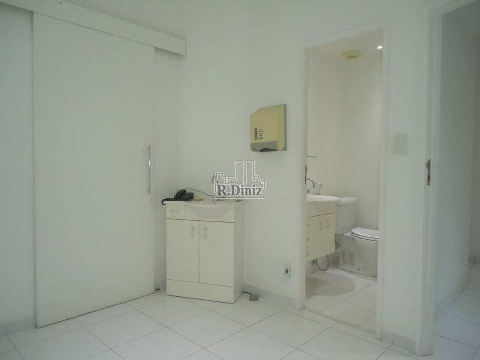 Sala Comercial para alugar , Clínica Sorocaba, centro médico, Botafogo, Rio de Janeiro, RJ - ap011241 - 22