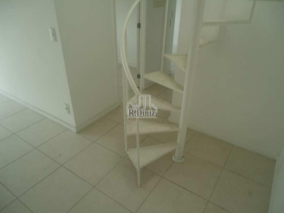 Apartamento com terraço, aluguel, Venda, 2 quartos, duplex, lazer completo, São Francisco Xavier, rossi mais maracanã, Rio de Janeiro, RJ - AP011057 - 2