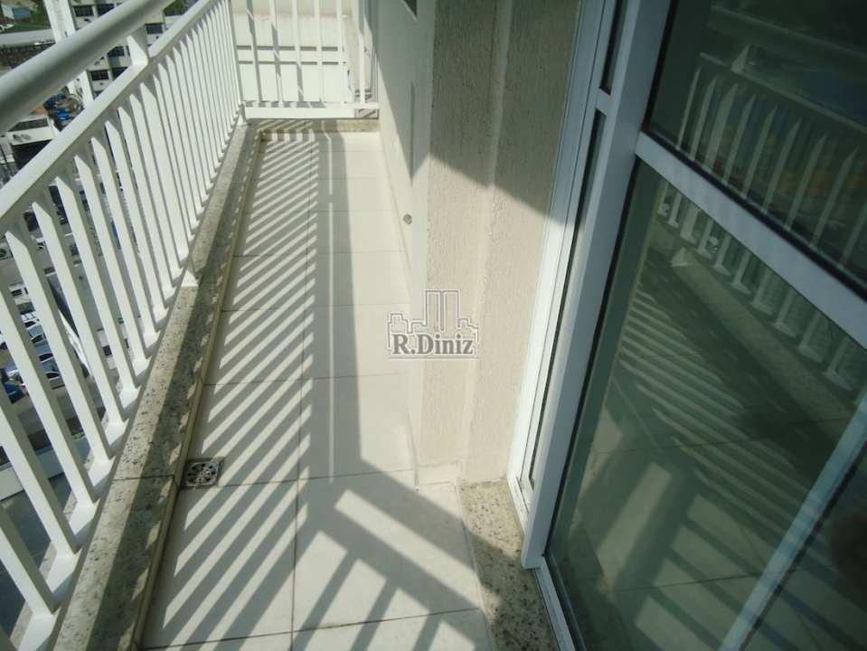 Apartamento com terraço, aluguel, Venda, 2 quartos, duplex, lazer completo, São Francisco Xavier, rossi mais maracanã, Rio de Janeiro, RJ - AP011057 - 4