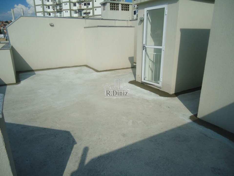 Apartamento com terraço, aluguel, Venda, 2 quartos, duplex, lazer completo, São Francisco Xavier, rossi mais maracanã, Rio de Janeiro, RJ - AP011057 - 14