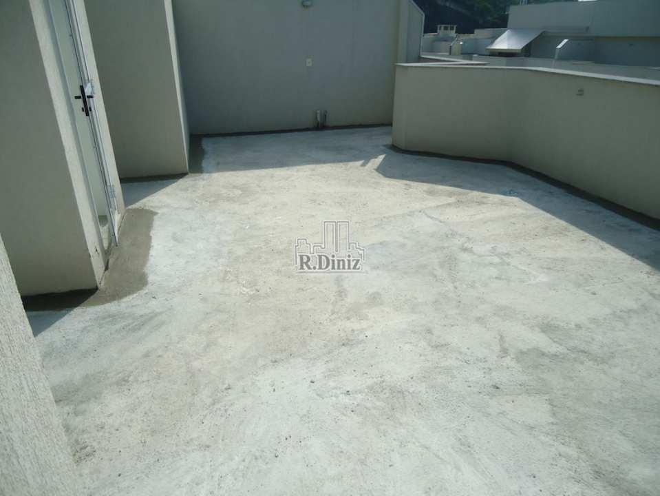 Apartamento com terraço, aluguel, Venda, 2 quartos, duplex, lazer completo, São Francisco Xavier, rossi mais maracanã, Rio de Janeiro, RJ - AP011057 - 17