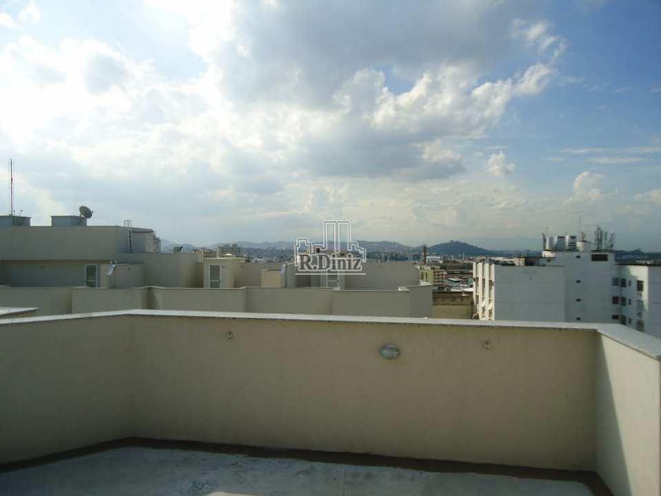 Apartamento com terraço, aluguel, Venda, 2 quartos, duplex, lazer completo, São Francisco Xavier, rossi mais maracanã, Rio de Janeiro, RJ - AP011057 - 19