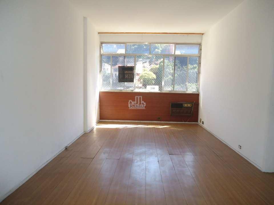 Venda.Botafogo. Rua Barão de Itambi.2 quartos (1 suite). 1 vaga. - im011269 - 2