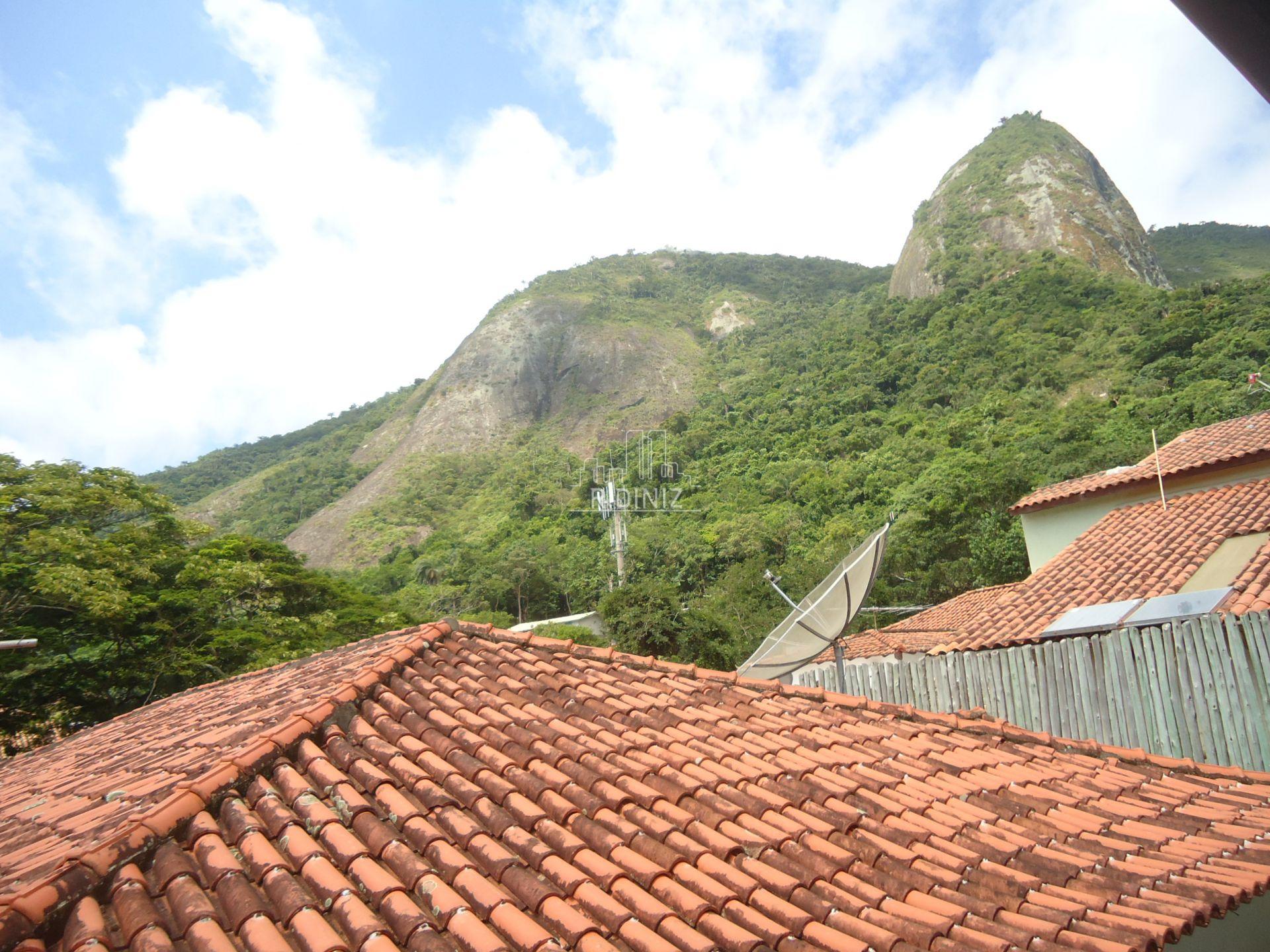Itacoatiara, terreno com casa e edícula, praia, costão, Niterói, Rio de Janeiro. - im011274 - 1