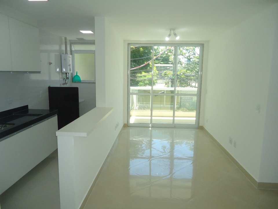 Andaraí, Tijuca, Dois quartos sendo 1 suite, Novo, 1 vaga, Rio de Janeiro, RJ - im011302 - 5