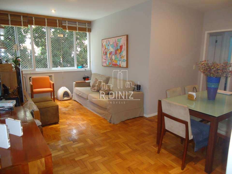 Apartamento para venda, Laranjeiras, 3 quartos, 1 vaga, Rio de Janeiro, RJ - ap011239 - 1