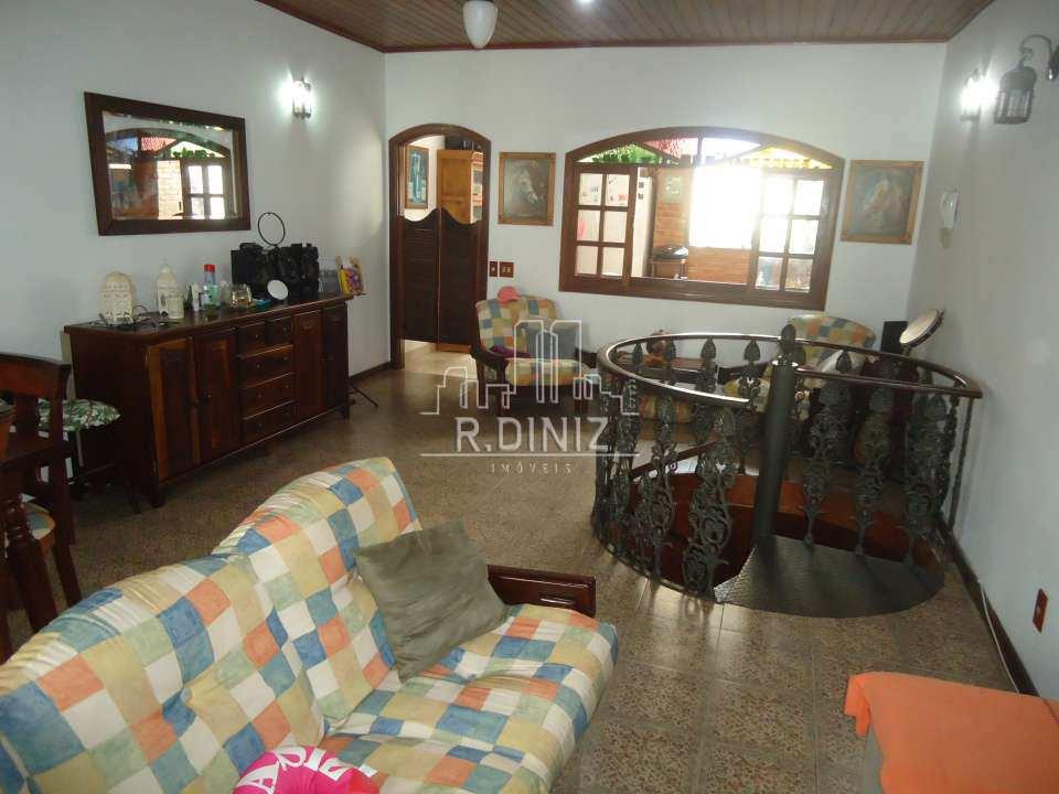 3º andar: sala - Casa de vila triplex, rua do catete, zona sul, residencial, rio de janeiro/RJ. - im011321 - 1