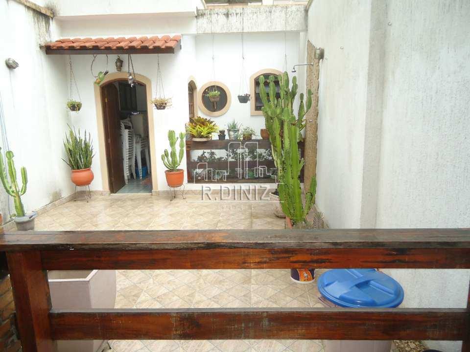 3ºandar terraço descoberto - Casa de vila triplex, rua do catete, zona sul, residencial, rio de janeiro/RJ. - im011321 - 7