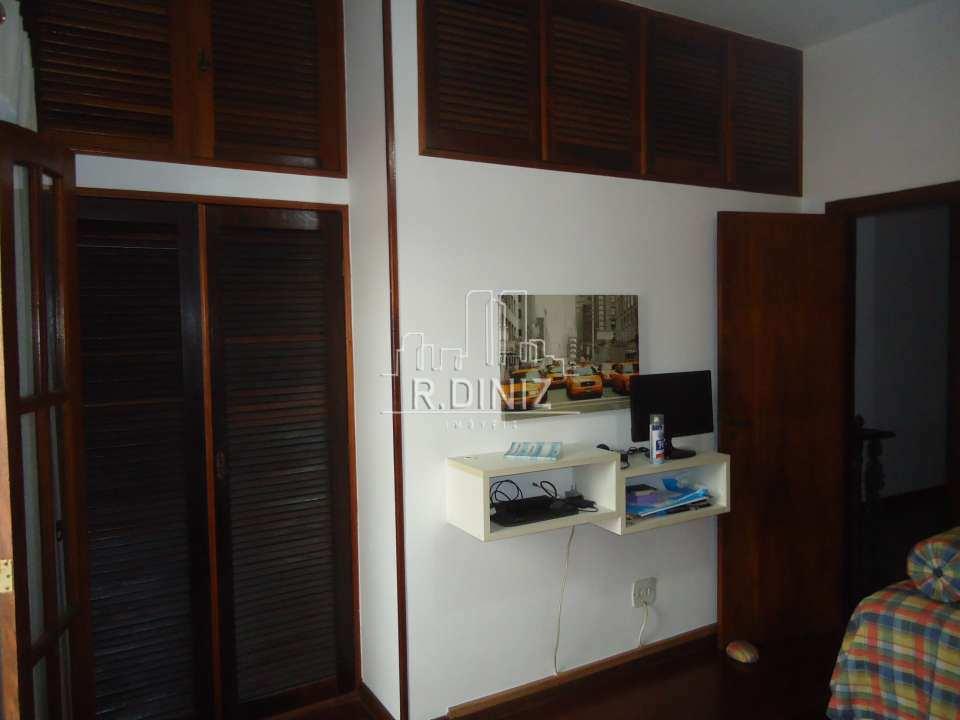 Casa de vila triplex, rua do catete, zona sul, residencial, rio de janeiro/RJ. - im011321 - 20