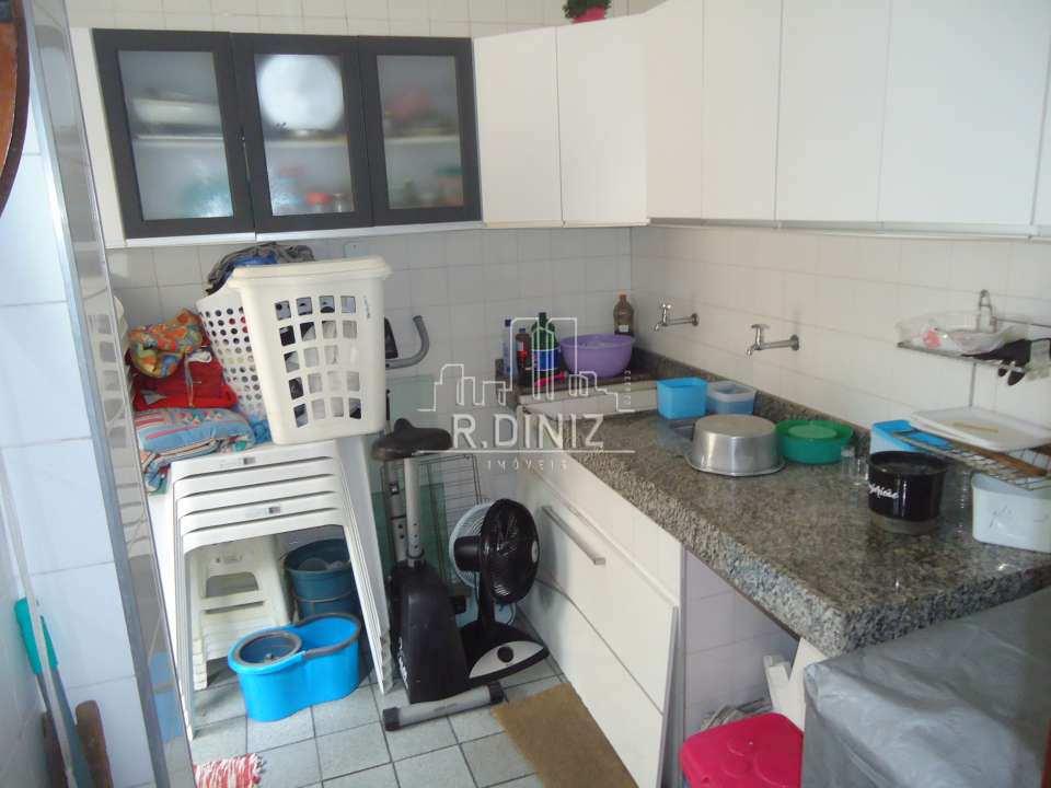 Casa de vila triplex, rua do catete, zona sul, residencial, rio de janeiro/RJ. - im011321 - 34