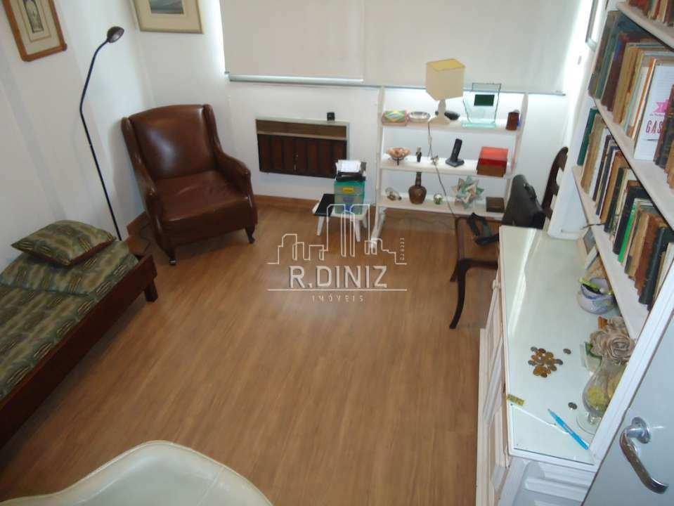 Venda. 2 quartos (1 suite). 1 vaga. play. salão de festas. Rua Barão de Itambi. Botafogo. Rio de Janeiro. - im011325 - 7
