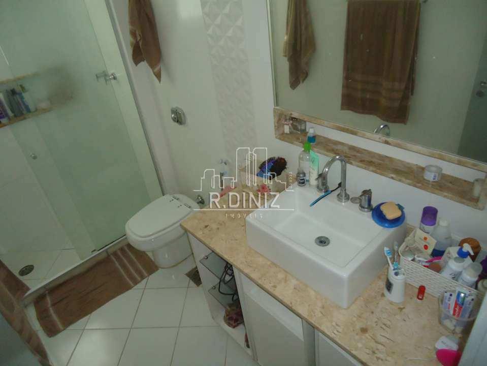 Venda. 2 quartos (1 suite). 1 vaga. play. salão de festas. Rua Barão de Itambi. Botafogo. Rio de Janeiro. - im011325 - 20