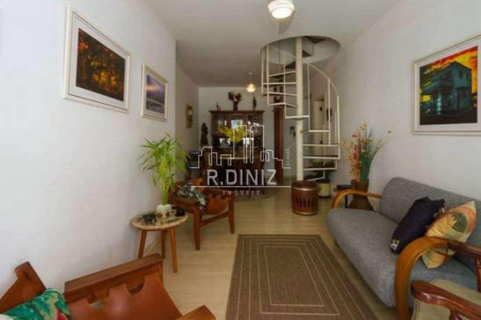Cobertura duplex, 3 quartos (1 suite), 2 vagas, lazer, Rua Coelho Neto, Laranjeiras Rio de Janeiro. - im011342 - 4