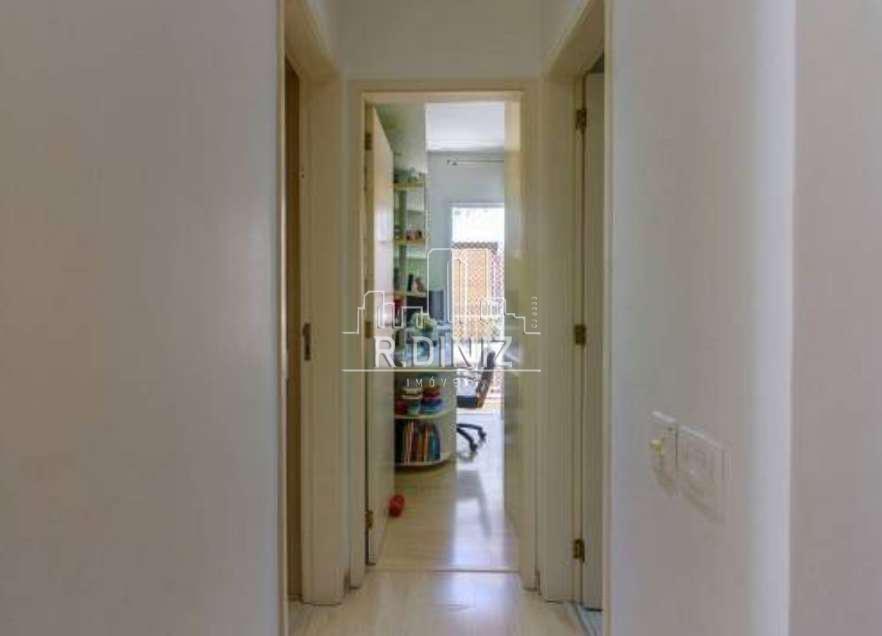 Cobertura duplex, 3 quartos (1 suite), 2 vagas, lazer, Rua Coelho Neto, Laranjeiras Rio de Janeiro. - im011342 - 10