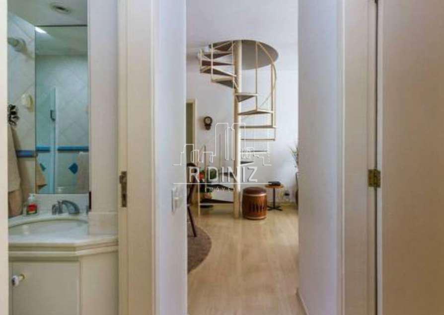 Cobertura duplex, 3 quartos (1 suite), 2 vagas, lazer, Rua Coelho Neto, Laranjeiras Rio de Janeiro. - im011342 - 11