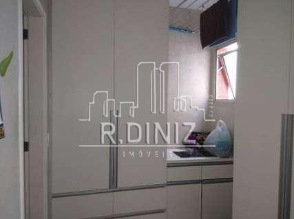 Cobertura duplex, 3 quartos (1 suite), 2 vagas, lazer, Rua Coelho Neto, Laranjeiras Rio de Janeiro. - im011342 - 31