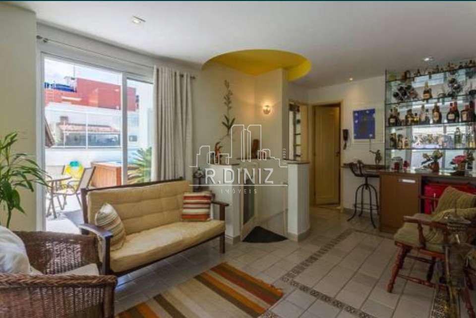Cobertura duplex, 3 quartos (1 suite), 2 vagas, lazer, Rua Coelho Neto, Laranjeiras Rio de Janeiro. - im011342 - 37