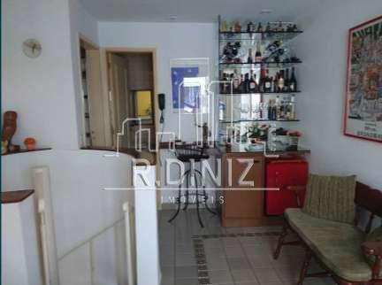 Cobertura duplex, 3 quartos (1 suite), 2 vagas, lazer, Rua Coelho Neto, Laranjeiras Rio de Janeiro. - im011342 - 38