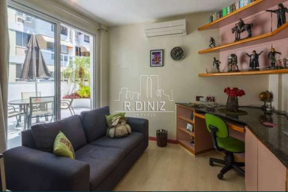 Cobertura duplex, 3 quartos (1 suite), 2 vagas, lazer, Rua Coelho Neto, Laranjeiras Rio de Janeiro. - im011342 - 40