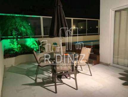 Cobertura duplex, 3 quartos (1 suite), 2 vagas, lazer, Rua Coelho Neto, Laranjeiras Rio de Janeiro. - im011342 - 45