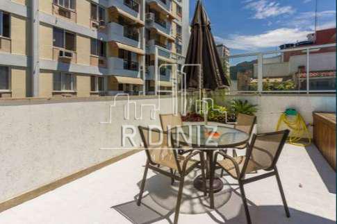 Cobertura duplex, 3 quartos (1 suite), 2 vagas, lazer, Rua Coelho Neto, Laranjeiras Rio de Janeiro. - im011342 - 48