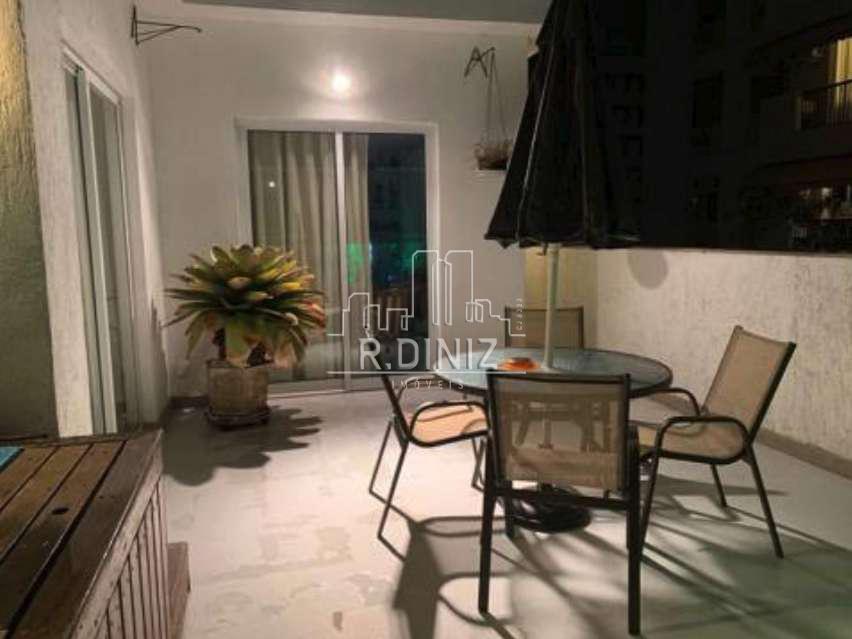 Cobertura duplex, 3 quartos (1 suite), 2 vagas, lazer, Rua Coelho Neto, Laranjeiras Rio de Janeiro. - im011342 - 51