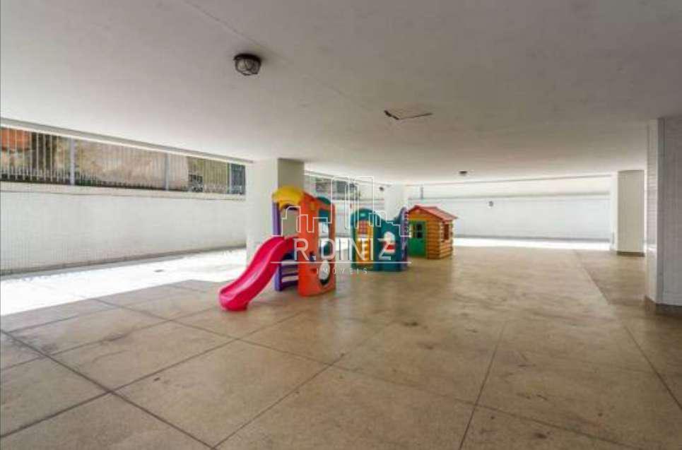 Cobertura duplex, 3 quartos (1 suite), 2 vagas, lazer, Rua Coelho Neto, Laranjeiras Rio de Janeiro. - im011342 - 56
