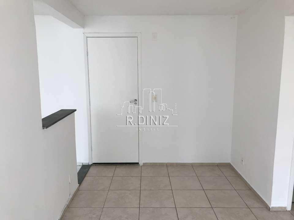 sala - Imóvel, Apartamento À venda, Rocha Miranda, 2 quartos (1 suíte), 1 vaga, Rio de Janeiro, RJ, MRV, barro vermelho. - AP011033 - 1