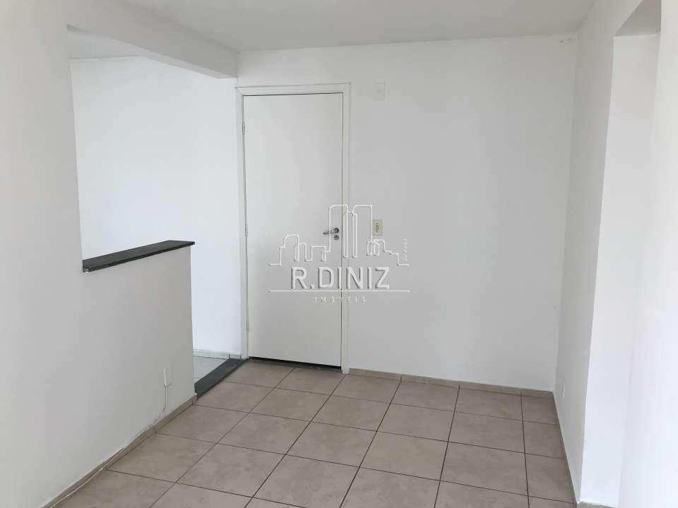 sala - Imóvel, Apartamento À venda, Rocha Miranda, 2 quartos (1 suíte), 1 vaga, Rio de Janeiro, RJ, MRV, barro vermelho. - AP011033 - 3