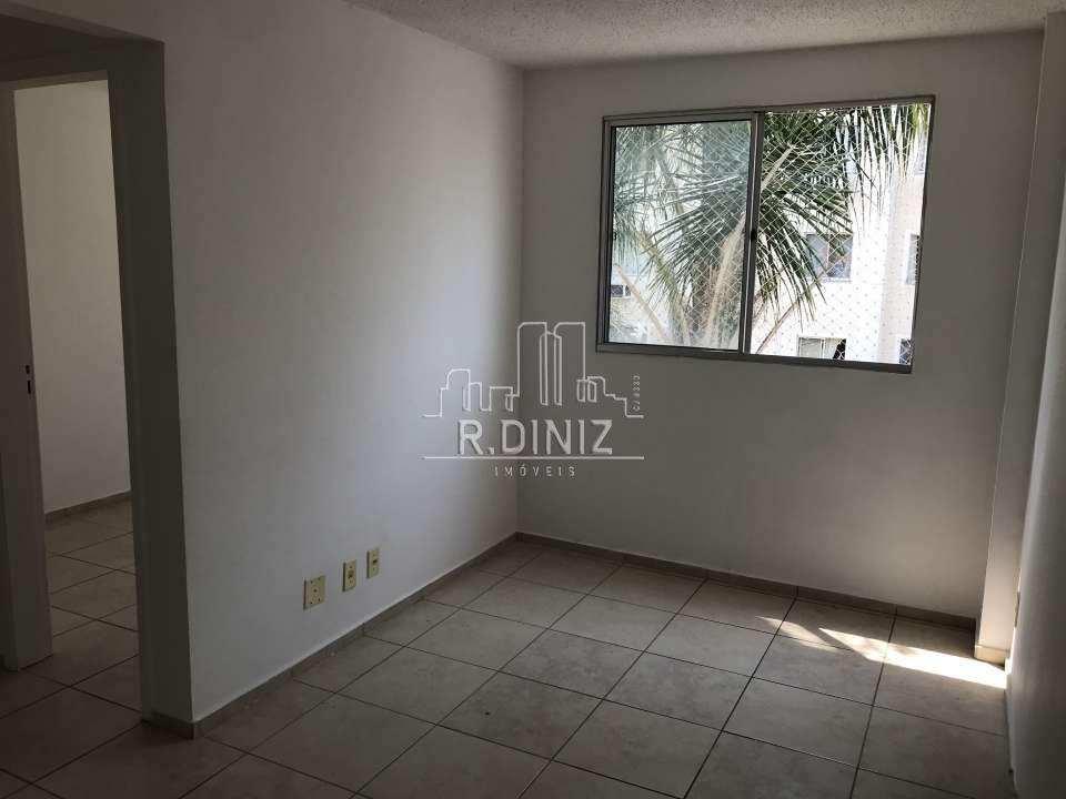 sala - Imóvel, Apartamento À venda, Rocha Miranda, 2 quartos (1 suíte), 1 vaga, Rio de Janeiro, RJ, MRV, barro vermelho. - AP011033 - 4