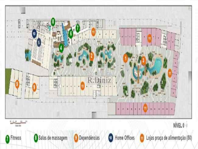 Sala Comercial à venda Avenida Ayrton Senna,Barra da Tijuca, Rio de Janeiro - SA111003 - 7