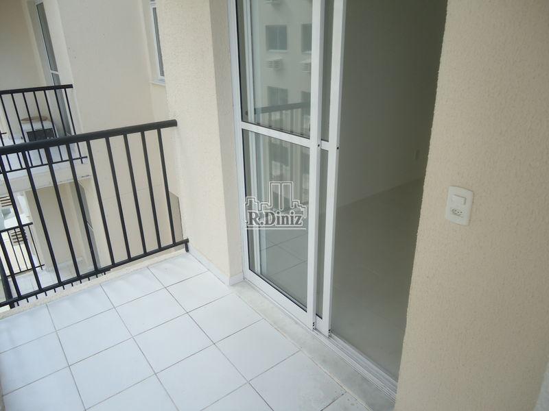 Imóvel Apartamento À VENDA, Tijuca, Rio de Janeiro, RJ, 2 quartos, novo, 1ª locação, metrô - ap111050 - 6