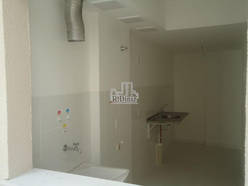Imóvel Apartamento À VENDA, Tijuca, Rio de Janeiro, RJ, 2 quartos, novo, 1ª locação, metrô - ap111050 - 20