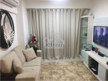 Imóvel, Apartamento, Tijuca, Bora Bora, Lazer Completo, 2 quartos (1 suíte), 1 vaga, metrô Uruguai, Rio de Janeiro, RJ - ap011178 - 1