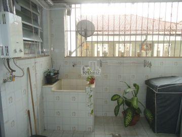 Apartamento a venda, 3 quartos, 1 vaga, Praça da Bandeira, Rio de Janeiro, RJ - ap011252 - 24