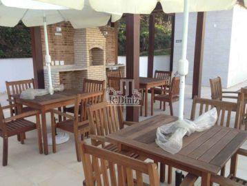 Imóvel, Freguesia, Apartamento, 2 quartos, 1 vaga, Bora Bora Hills, jacarepagua, lazer, Rio de Janeiro, RJ - AP111027 - 15