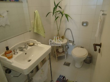 Apartamento À venda, Botafogo, Humaitá, Rio de Janeiro, RJ. 3 quartos, zona sul, cobal. - AP011055 - 5