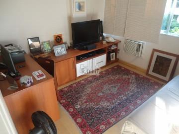Apartamento À venda, Botafogo, Humaitá, Rio de Janeiro, RJ. 3 quartos, zona sul, cobal. - AP011055 - 8
